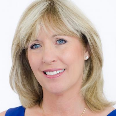Sue Wood, CFO